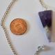 Amethyst Gemstone Pendulum