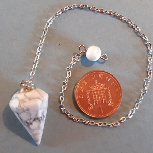 Marble Effect Pendulum with chain