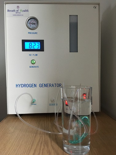 Breath of Health (ARP 1000) 840ml/min-Molecular Hydrogen Inhaler-H2 Breathing, H2 Drinking Water
