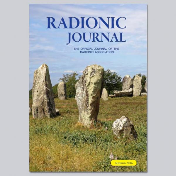 Radionic Journal - Autumn 2016