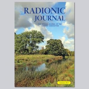 Radionic Journal - Autumn 2017