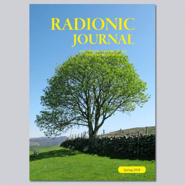 Radionic Journal - Spring 2018