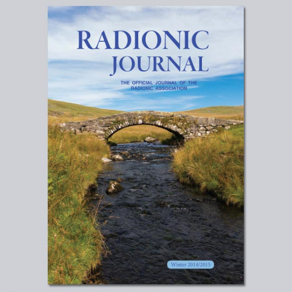 Radionic Journal - Winter 2014-15
