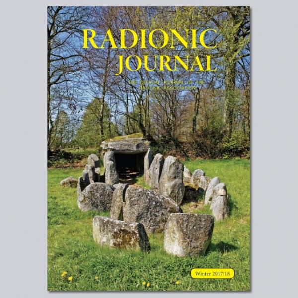 Radionic Journal - Winter 2017-18