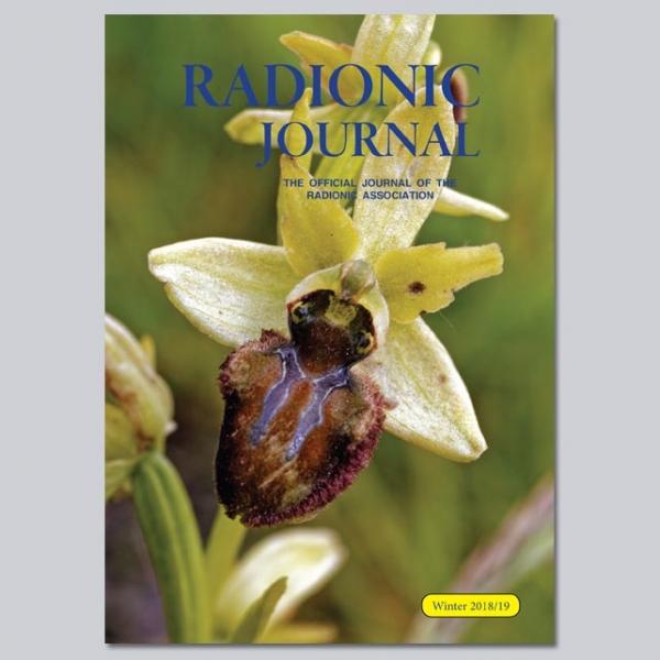 Radionic Journal - Winter 2018/19